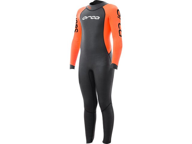 ORCA Openwater Squad Fullsleeve Wetsuit Barn black